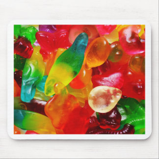 jelly gum mouse pad