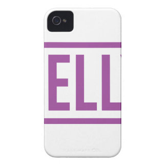 Jelly iPhone 4 Cover