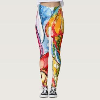 Jelly legs leggings