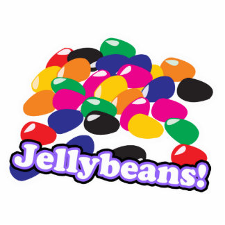 jellybeans with text photo sculptures