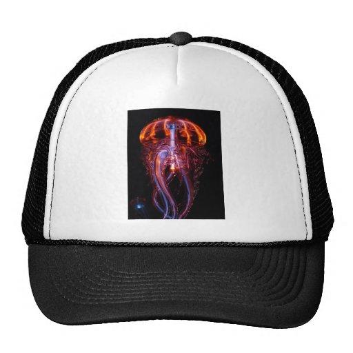 jellyfish-113386 BEAUTIFUL OCEAN SEA CREATURE JELL Mesh Hats