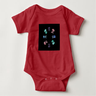 Jellyfish Baby Jersey Bodysuit