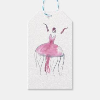 Jellyfish Ballerina - Bridgette Gift Tags