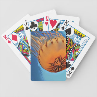 Jellyfish Bicycle Playing Cards