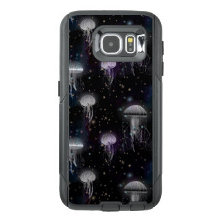 Jellyfish By Night OtterBox Samsung Galaxy S6 Case
