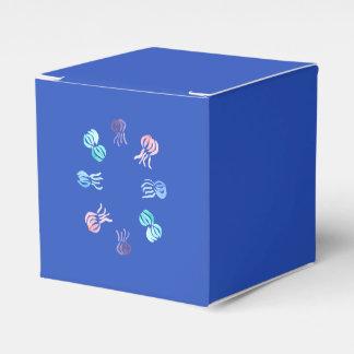 Jellyfish Classic Favor Box