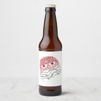 Jellyfish Comb Beer Labels