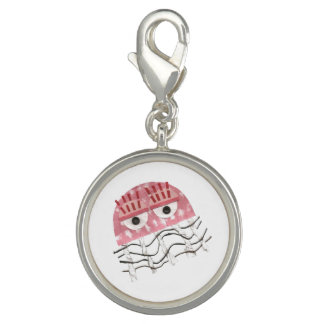 Jellyfish Comb Charm