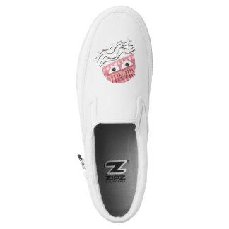 Jellyfish Comb Men's Slip On Shoes