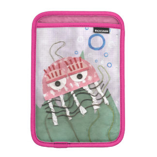Jellyfish Comb Mini I-Pad Sleeve