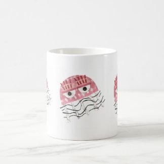 Jellyfish Comb Mug