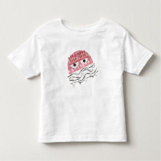 Jellyfish Comb Toddler T-Shirt