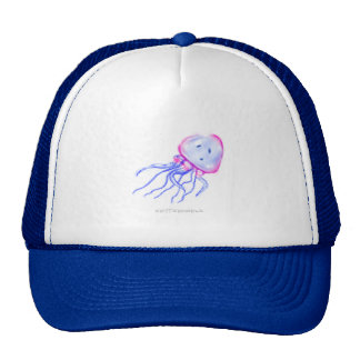 Jellyfish Critter Cap