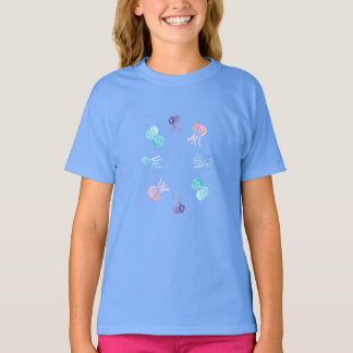 Jellyfish Girls' T-Shirt