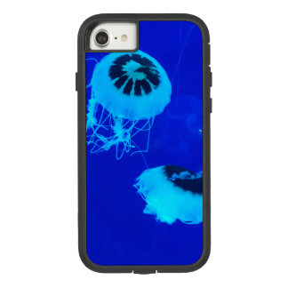 Jellyfish in Mexico (Blue) Case-Mate Tough Extreme iPhone 8/7 Case