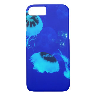 Jellyfish in Mexico (Blue) iPhone 8/7 Case