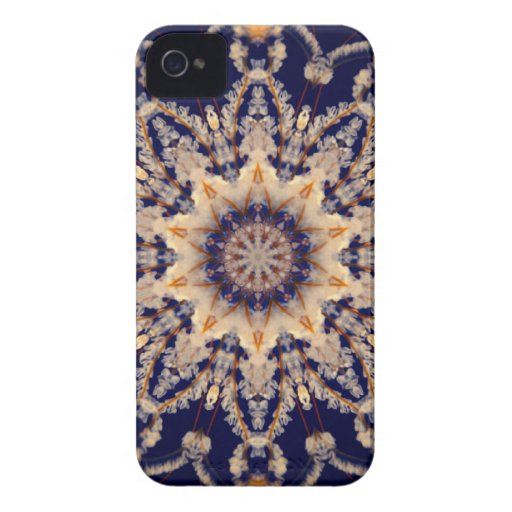 Jellyfish Kaleidoscope iPhone 4/4S ID Case iPhone 4 Case