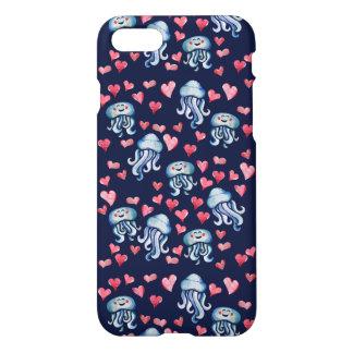 Jellyfish Love iPhone 8/7 Case