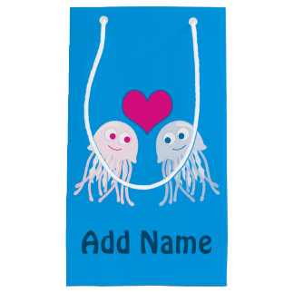 Jellyfish Love Small Gift Bag