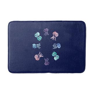 Jellyfish Medium Bath Mat