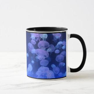 Jellyfish Photo I took at the Florida Aquarium Mug