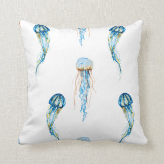 Jellyfish pillow (White)
