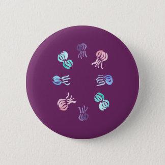 Jellyfish Standard Round Button