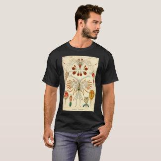 jellyfish vintage T-shirt old school ernst haeckel