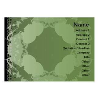 Jellyfish WGB Rotated Pack Of Chubby Business Cards