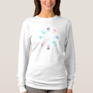 Jellyfish Women's Basic Long Sleeve T-Shirt