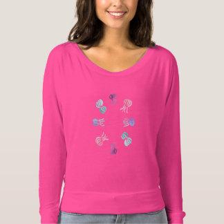 Jellyfish Women's Off Shoulder Shirt