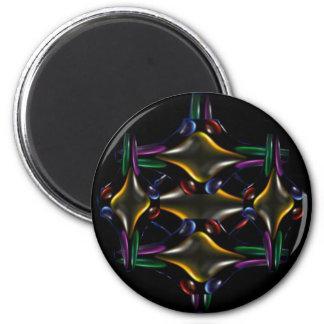 Jem Fractal Magnet