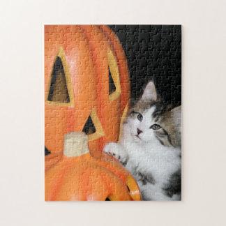 Jem love Halloween puzzle