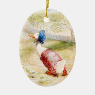 Jemima Puddle Duck Ornament