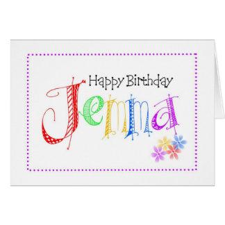 jemma card