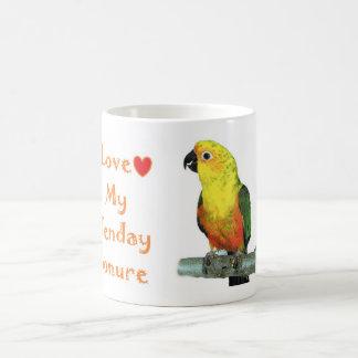 Jen Conure Coffee Mug