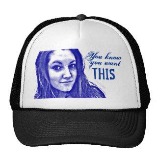 Jenah Rae Trucker Hat