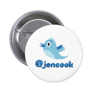 @jencook 6 cm round badge