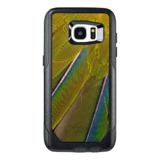 Jenday Conure Feather Design OtterBox Samsung Galaxy S7 Edge Case