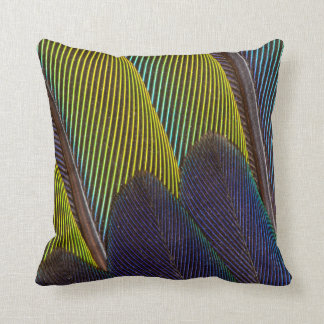Jenday Conure Feather Detail Cushion