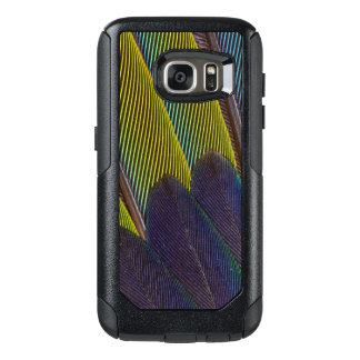 Jenday Conure Feather Detail OtterBox Samsung Galaxy S7 Case