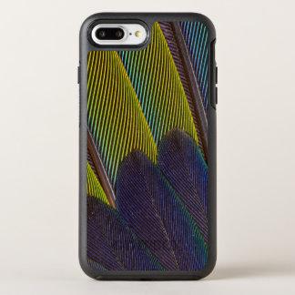 Jenday Conure Feather Detail OtterBox Symmetry iPhone 8 Plus/7 Plus Case