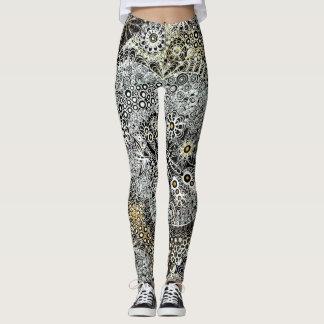 Jennifer Design Leggings