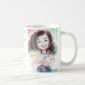 Jennifer-Jo's Caricature Mug