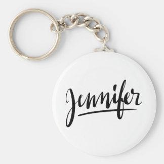 Jennifer keychain