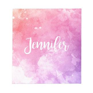 Jennifer Name Notepads