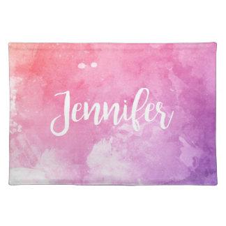 Jennifer Name Placemat
