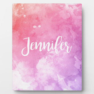 Jennifer Name Plaque