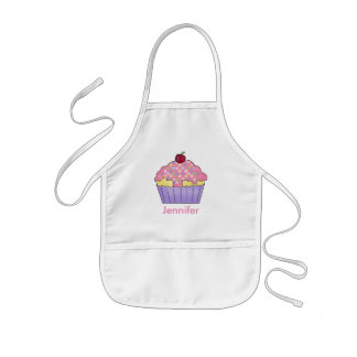 Jennifer's Personalized Cupcake Apron