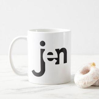 Jen's own mug